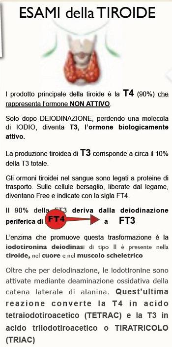 Tiroide analisi